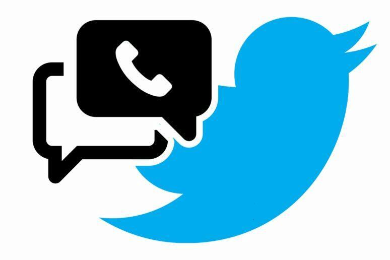Twitter hlasové zprávy