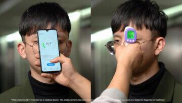 UMIDIGI telefony s teploměrem UMIDIGI A9 Pro Thermometer