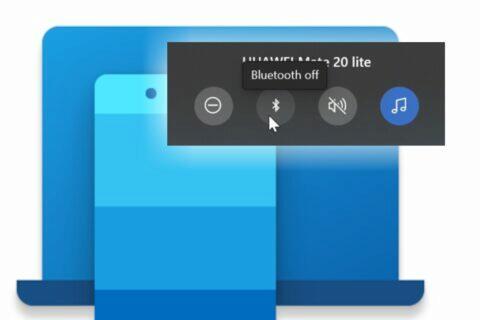 Váš telefon nastavení ovládání mobilu