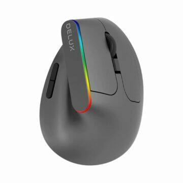 Hodinky TicWatch C2 Plus tip Vertikální myš Delux M618C