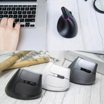 Hodinky TicWatch C2 Plus tip Vertikální myš Delux M618C barvy