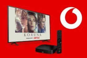 Vodafone Netflix Zdarma