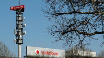 Vodafone vysilac