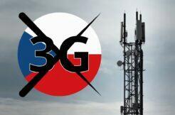 vypínání 3G v Česku