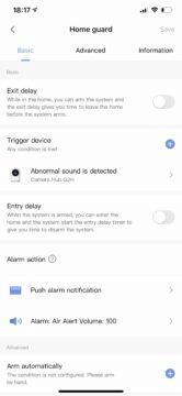 Xiaomi Aqara G2H aqara home