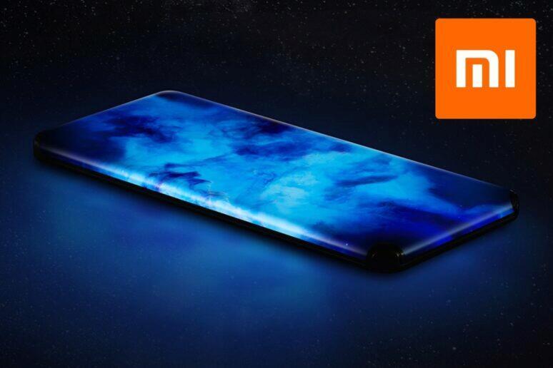 Xiaomi s přetékajícím displejem