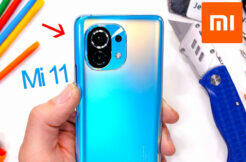 Xiaomi Mi 11 test odolnosti