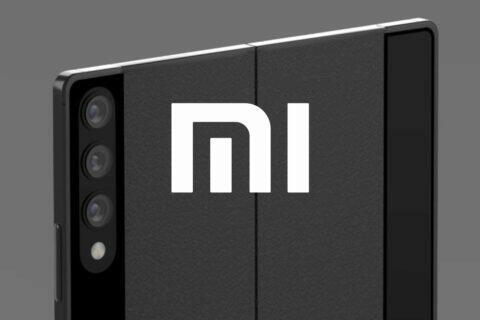 Xiaomi Mi Mix Fold rendery
