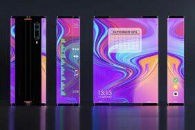 Xiaomi Mi MIX koncept 2021