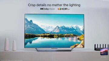 Xiaomi Mi TV Q1 75 obraz