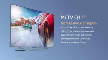 Xiaomi Mi TV Q1 75 přehled