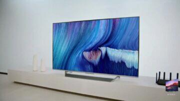 Xiaomi Mi TV Q1 75 stolek