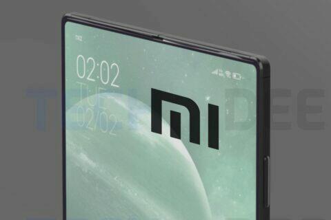 Xiaomi ohebný telefon TENAA