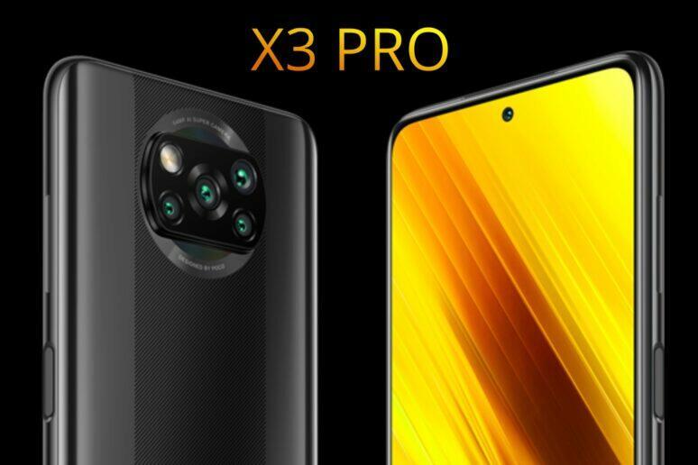 Xiaomi POCO X3 Pro FCC