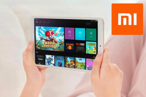 Xiaomi tablet střední třídy