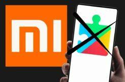 Xiaomi zablokovaná instalace Google služeb aplikací