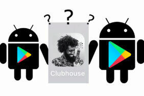 Záměna Clubhouse v Google Play