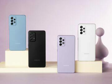 Galaxy A52 5G A72 specifikace ceny A72 barvy