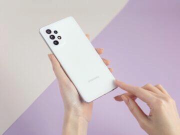 Galaxy A52 5G A72 specifikace ceny A72 bílá
