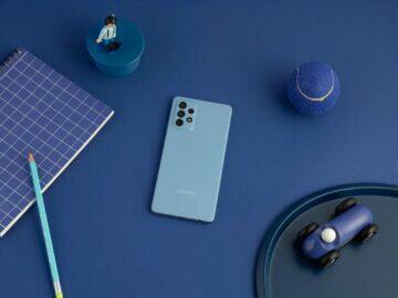 Galaxy A52 5G A72 specifikace ceny A72 modrá