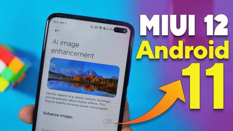 👉 Android 11 MIUI 12  Features and Major Changes 🦸‍♂️