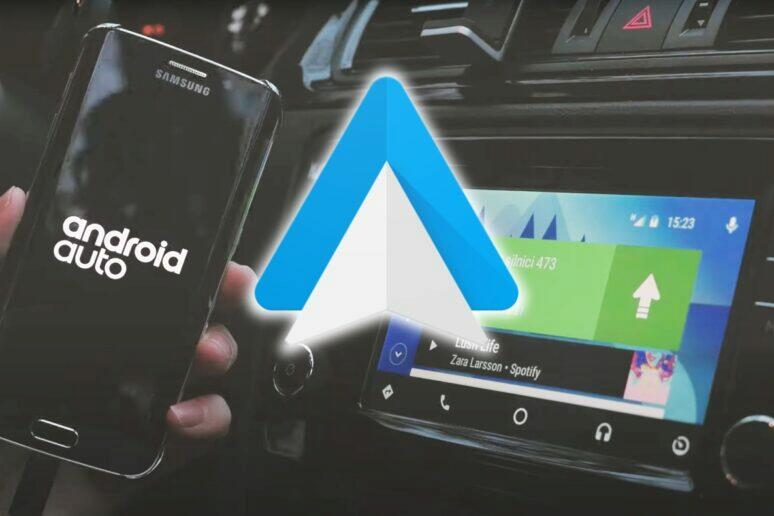 Android Auto 6.1 oprava chyby