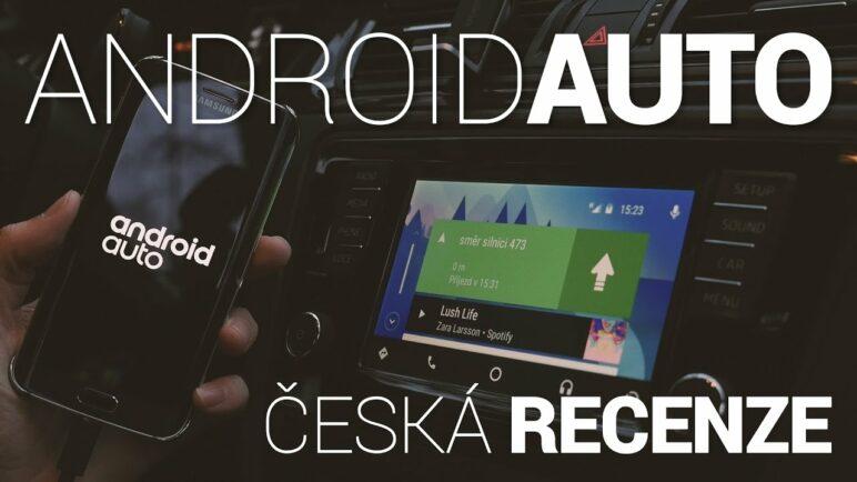 Android Auto - jak udělat vaše auto chytřejší (recenze)