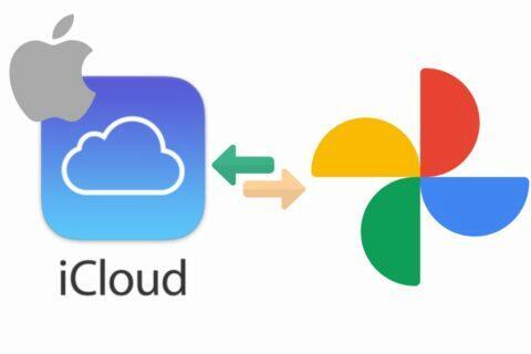 apple přenos google fotky