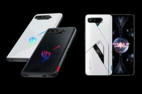 ASUS ROG Phone 5 specifikace ceny