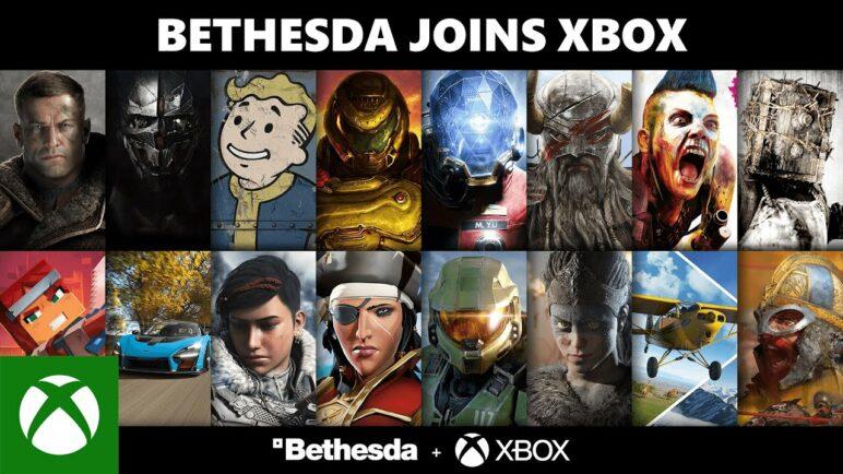 Bethesda Joins the Xbox Family