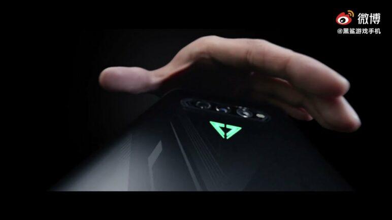 Black Shark 4 - official teaser - Shoulder button 🔥