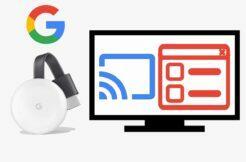 Chromecast nové rozhraní