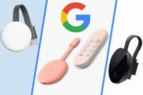 Chromecast srovnání modelů