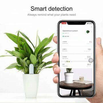 Chytrý senzor do květináče HHCC aplikace