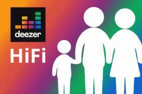 Deezer HiFI rodinné předplatné