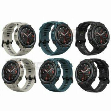 design hodinek amazfit t rex pro