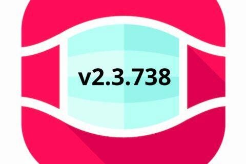 eRouška verze 2.3.738