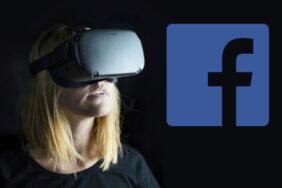 Na Facebook VR/AR pracuje pětina zaměstnanců