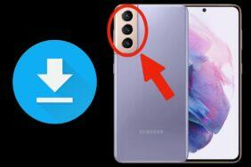 Galaxy S21 aktualizace fotoaparát