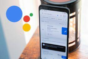 Google Asistent Paměť