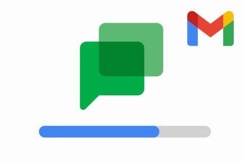 Google Chat pro Gmail