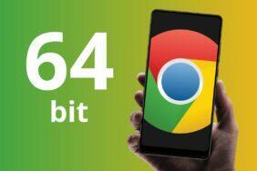 Google Chrome 64bit automatická kompatibilita
