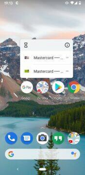 google pay zkratka kreditni karty