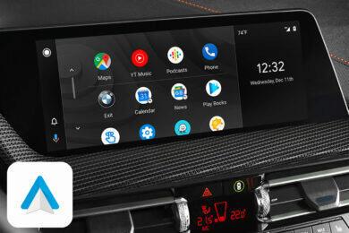 google systém pro auto