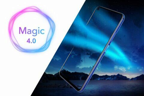 Honor 20 Honor 20 Pro View20 Magic 4.0