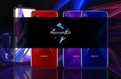 Honor 9X HarmonyOS
