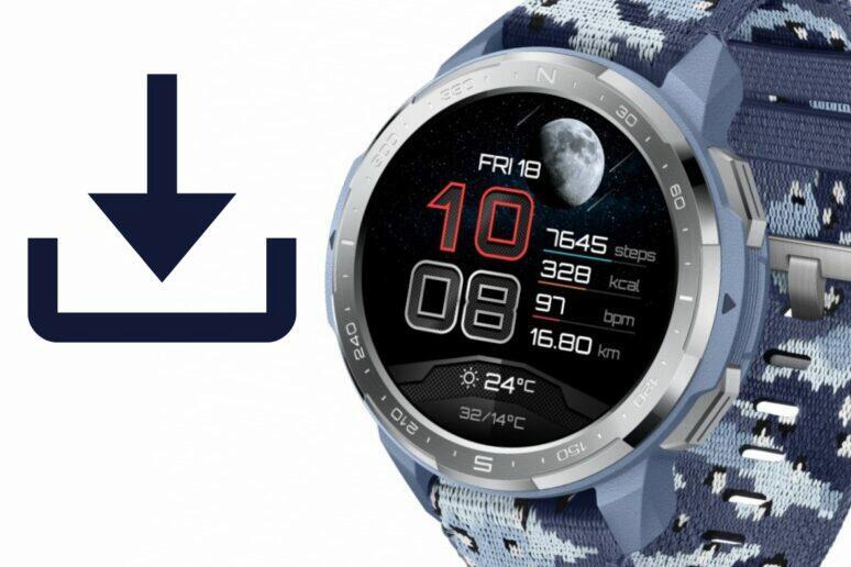 Honor Watch GS Pro Instalace aplikací třetích stran