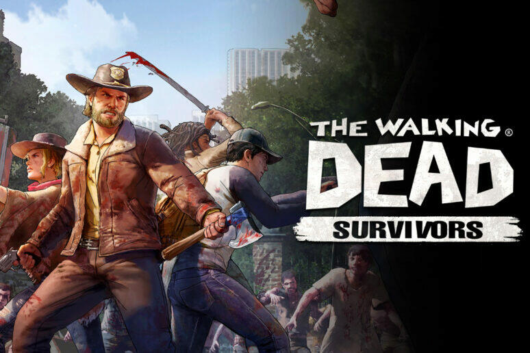 hra the walking dead survivors