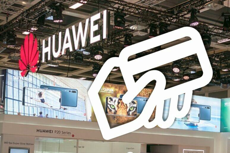 Huawei rozšiřuje působnost online plateb