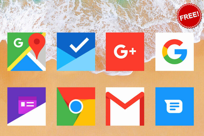 icon packy zdarma google play oreo square
